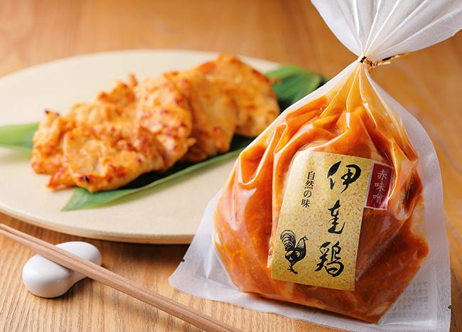 伊達鶏むね肉赤味噌漬け