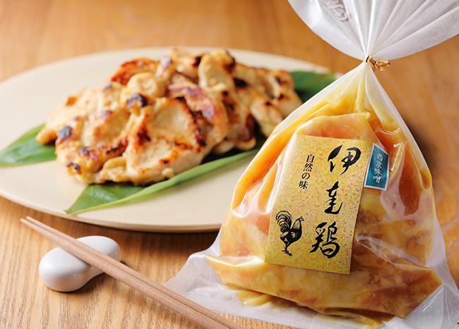 伊達鶏むね肉西京味噌漬け